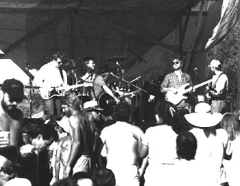 New Riders of the Purple Sage Live at Redwood Mountain Fair, Ben Lomond, California June 1990